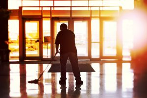tam care services janitor cleaning porter service
