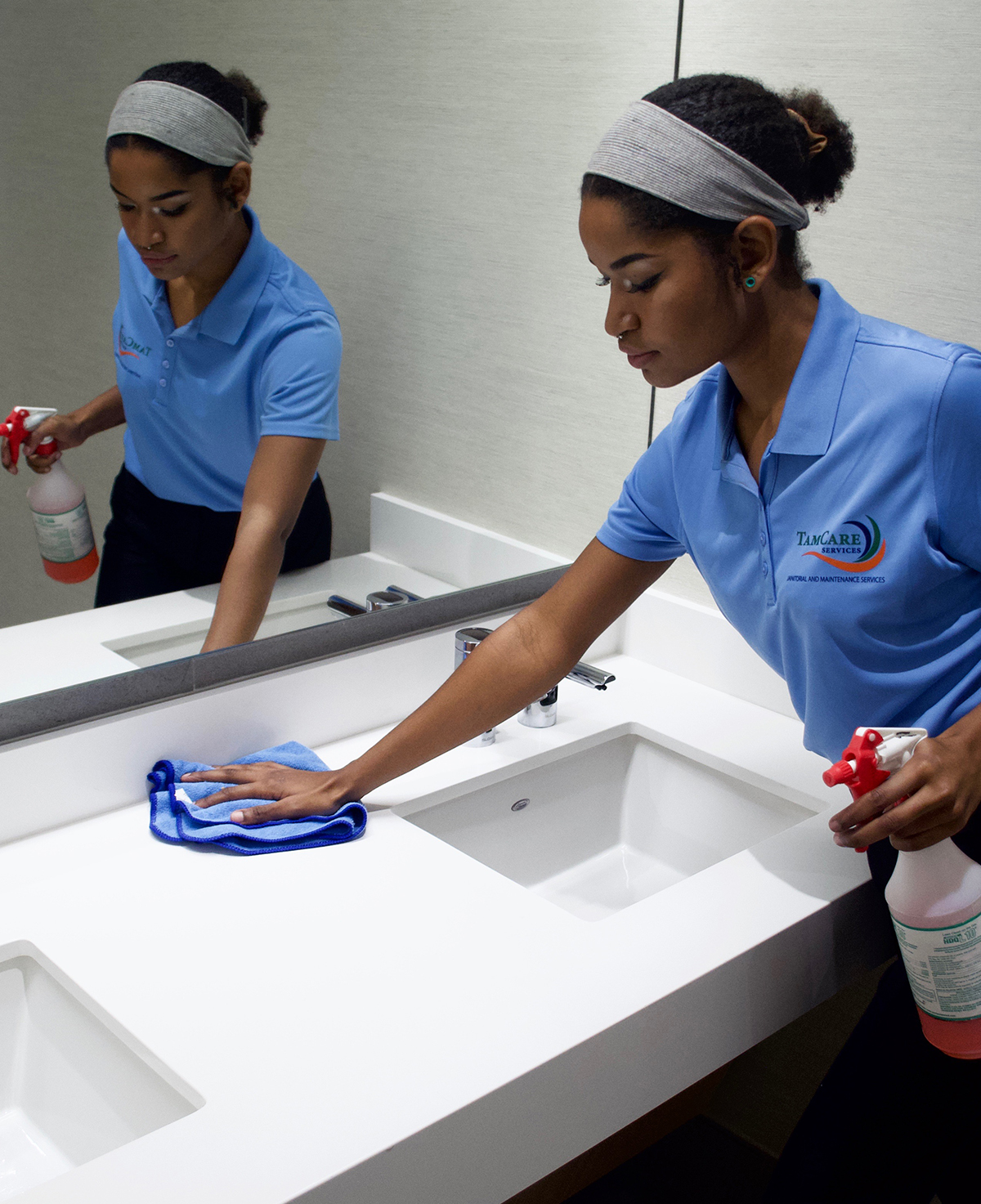 commercial janitorial services tamcare services west palm beach