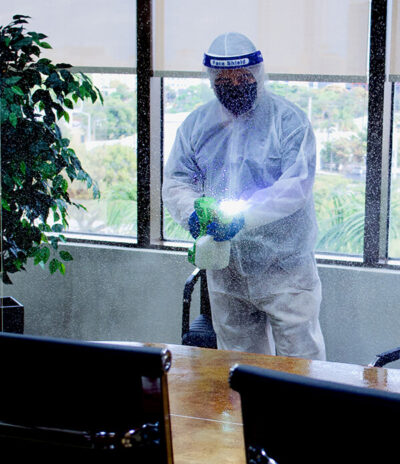 Disinfecting Services in West Palm FL